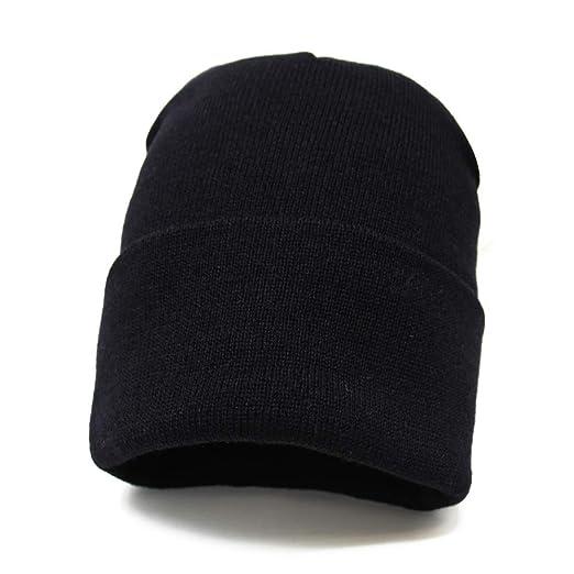 aca6ba904 ChoKoLids Classic Cuff Beanie Hat Winter Skully Hat Knit Ski Hat Toque  (Made in USA)