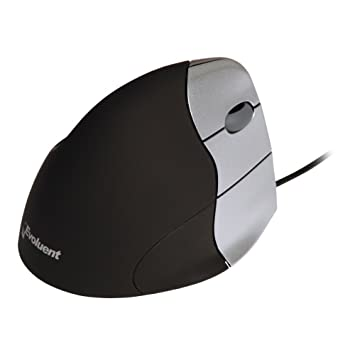 86911fc1e70 Evoluent Right Handed Vertical Mouse 3 Ergonomic Mouse: Amazon.co.uk ...