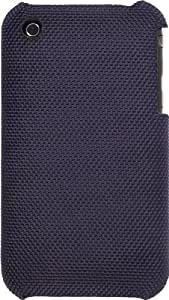 Classic Back Snap-On Case for Apple iPhone 3G/3GS - Navy Blue
