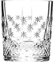 Bunzlau Ch/âteau Blushing Beauty Fl/ûte Cristal 7/x 20.5/x 7/cm