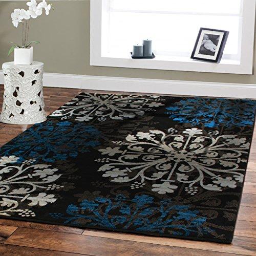 New Small Rug For Bedroom Black 2x3 Foyer Rug Indoor Area