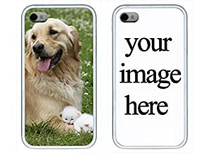 iphone 4 case,iphone 4s case,custom iphone 4 4s case,TPU Material,Drop Protection,Customize your own cell phone case pattern,white case 1