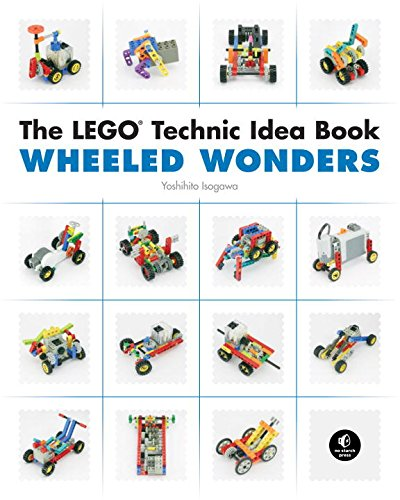 The LEGO Technic Idea Book: Wheeled Wonders (Middle School Science Halloween Activities)