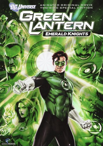 Green Lantern: Emerald Knights [Latino] [DVD 5]