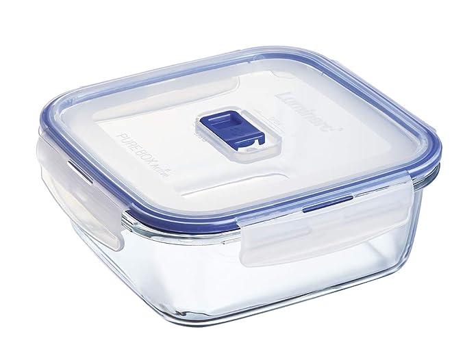 Luminarc Pure Box Active - Recipiente hermético de Vidrio ...