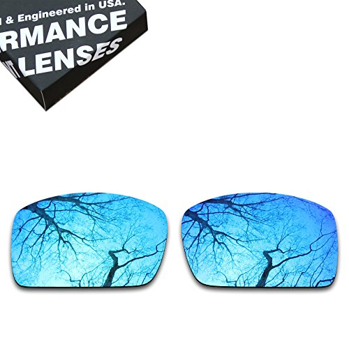 (ToughAsNails Polarized Lens Replacement for Oakley Oil Drum Sunglass - More Options)