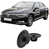 Fits Volkswagen Passat 2006-2015 Rear Door Factory Replacement Harmony HA-R65 Speakers