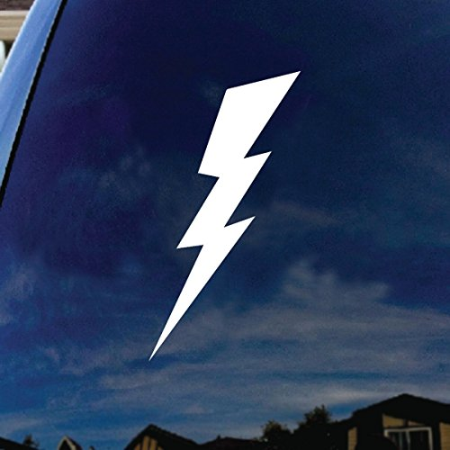 Lightning Bolt Car Window Vinyl Decal Sticker 8