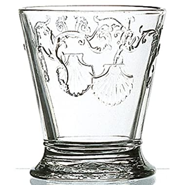 La Rochere Set Of 6, 9-ounce Versailles  Tumblers