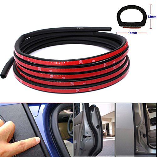 Jumbo Car Rubber Universal Door Boot Edge Trim Seal 33mm x 20mm
