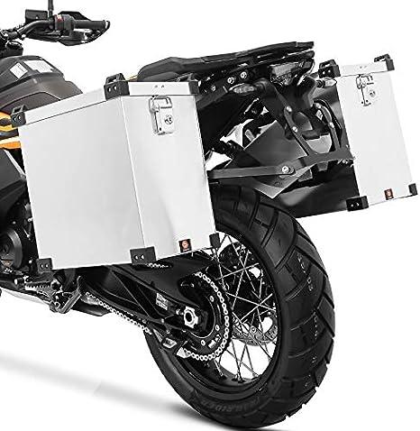 Maletas Laterales Aluminio NB 35 L para KTM 1290 Super Adventure/R/S/T + Kit