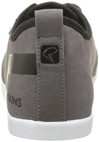 Noir Gris Redskins Gris Uomo 6h Sneaker Grigio Zigor Ixn4Y18