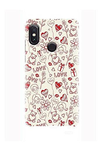 online store 5e643 b86a8 Renowned XIAOMI Redmi Note 5 pro Designer Back Cover: Amazon.in ...
