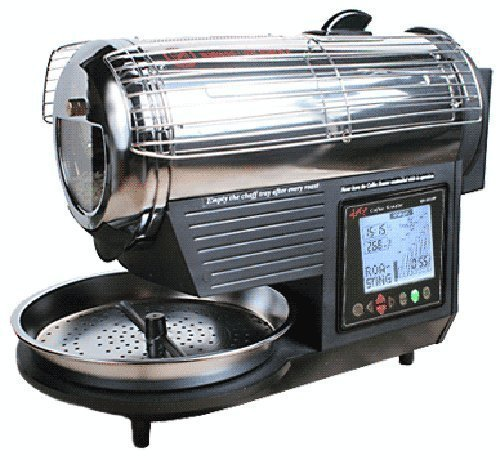 "Hottop (9oz) Programable (Model: ""P"") Coffee Roaster + 3lbs free green coffee"