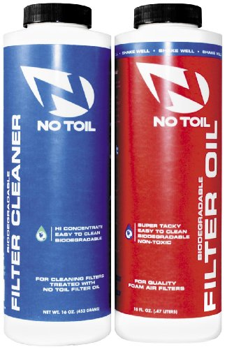 No Toil Filter Maintenance Kit - 2 Pack NT204