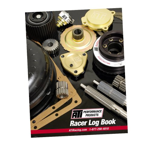 Racer Log (ATI Performance Products Z31010 Racer Log Book)