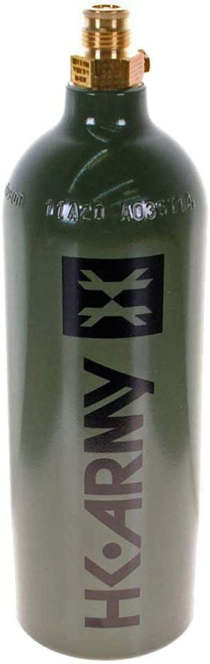 HK Army 20oz Aluminum CO2 Paintball Tank
