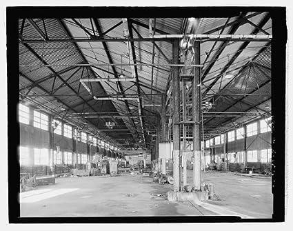 Amazon com: HistoricalFindings Photo Haven Rail Yard,Work