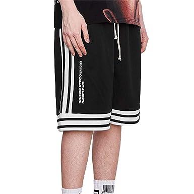 Pantalones Casual Trabajo Chandal Ropa de Pantalones Cortos Hombre ...