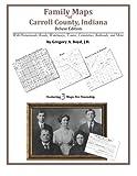 Family Maps of Carroll County, Indiana