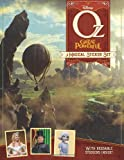 Oz The Great and Powerful: A Magical Sticker Set: With Reusable Stickers Inside!