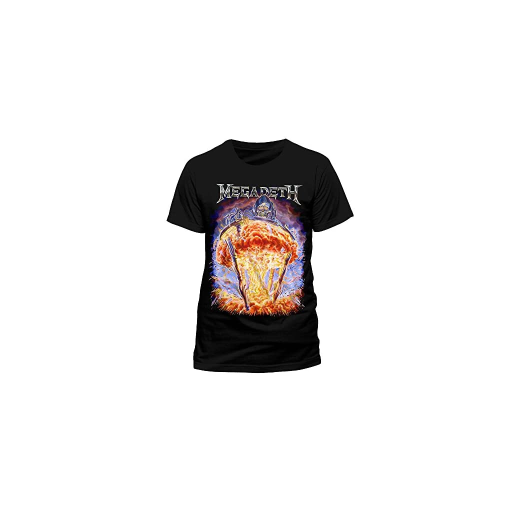 Megadeth – Camiseta – Manga Corta – Hombre