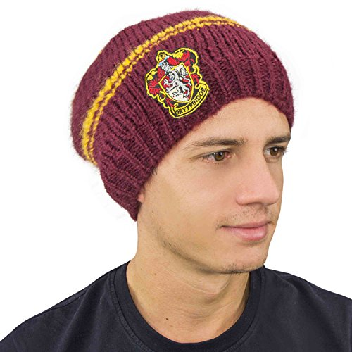 836f579a75f64 Cinereplicas Harry Potter Beanie Hat Knit Cap - Official - by - Import It  All