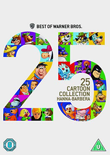 Best of Warner Bros. 25 Cartoon Collection: Hanna-Barbera [DVD] [2019] (Best Of Warner Bros 25 Cartoon Collection)