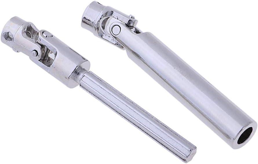 1//10 RC Modell Zubehör 110 155mm CVD Antriebswelle silber für Axial SCX10