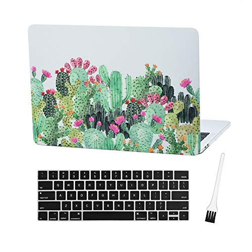 MacBook Silicone Keyboard Compatible Cactus Red