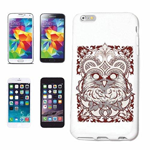 """cas de téléphone iPhone 7 """"OWL BIRD UHU LIFESTYLE FASHION STREETWEAR HIPHOP SALSA LEGENDARY"""" Hard Case Cover Téléphone Covers Smart Cover pour Apple iPhone en blanc"""