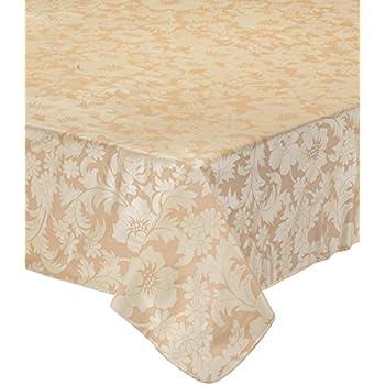 Amazon Com Bordeaux Vinyl Table Cover Tablecloths