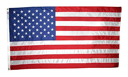 Outdoor American Flag by AT001