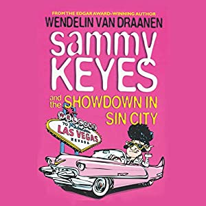 Sammy Keyes and the Showdown in Sin City Audiobook