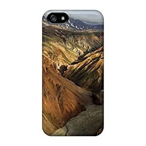AlexandraWiebe Shockproof Volcanic Rock Formation Hard For Iphone 6 Plus 5.5 Phone Case Cover