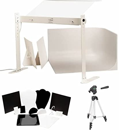 Amazoncom MyStudio MS20J Table Top Photo Studio Lightbox w 5000K