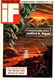 img - for Worlds of If Science Fiction, January-February 1973 (Vol. 21, No. 9) book / textbook / text book