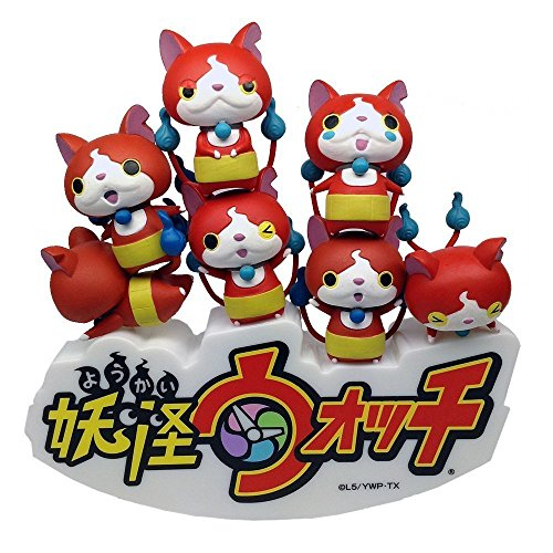 Yokai watch put character Jibanyan nose-cyara *Japan Imported