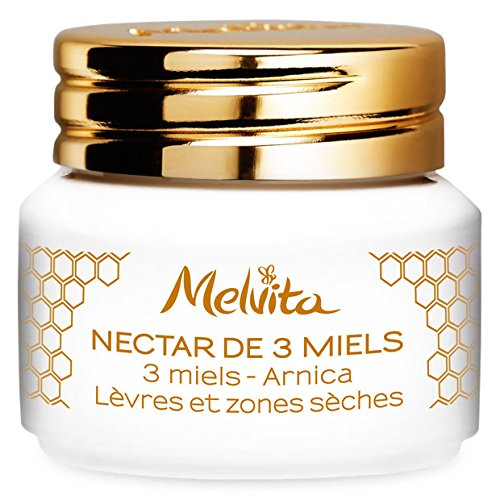 Melvita Nectar De 3 Miels Arnica Lip and Dry Patches Salve