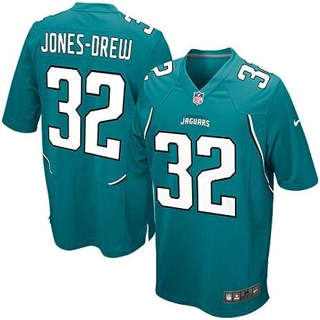 Nike NFL Jacksonville Jaguars Maurice Jones Men's Replica Jersey