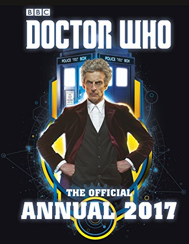 Doctor Who The Official Annual 2017 [Various] (Tapa Dura)