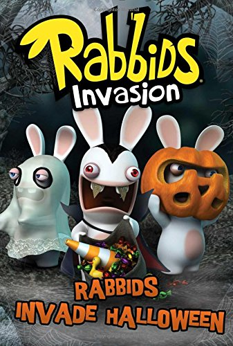 Rabbids Invade Halloween (Rabbids (Phineas And Ferb Halloween)