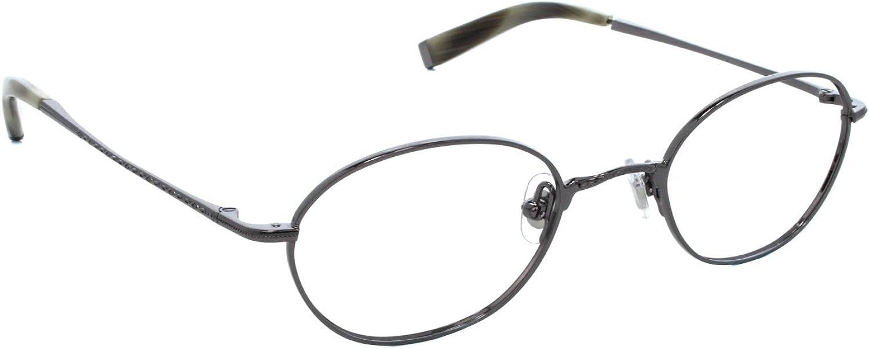 Eyeglasses John Varvatos V 111 Dark Gunmetal DARK GUNMETAL