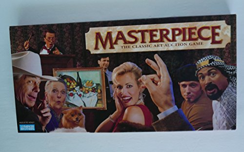 Masterpiece Classic Auction Game 1996 product image