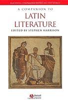 A Companion To Latin Literature (Blackwell