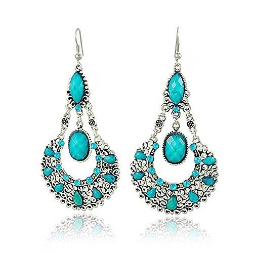 Fashion Bronze Plating Imitation Earrings