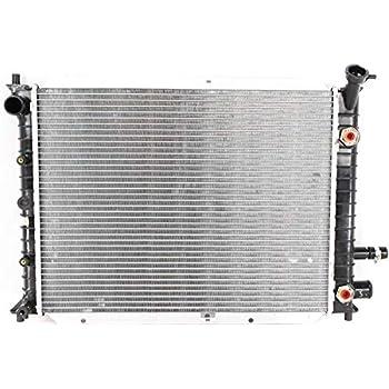 INLET PLASTIC TANKS FOR FORD MERCURY TRACER //ESCORT ZX2 2.0 lts L4 RADIATORS
