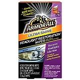 Armor All Ultra Shine Headlight Restoration Wipes (6 Count)