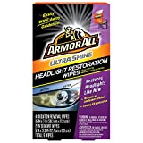 Best Headlight Cleaners - Armor All Ultra Shine Headlight Restoration Wipes Review