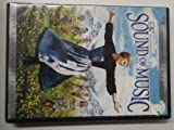 Roger and Hammerstein's the Sound of Music 45th Anniversary Dvd and Blu Ray in Dvd Case